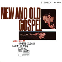 Jackie McLean - New And Old Gospel (Reissue)