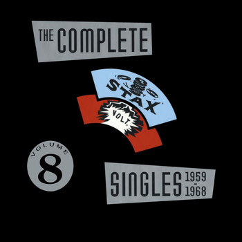 Various Artists - Stax/Volt - The Complete Singles 1959-1968 - Volume 8