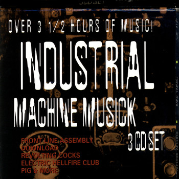 Various Artists - Industrial Machine Musick