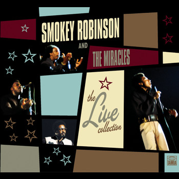 Smokey Robinson & The Miracles - The LIVE! Collection