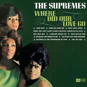 The Supremes - Where Did Our Love Go: 40th Anniversary Edition