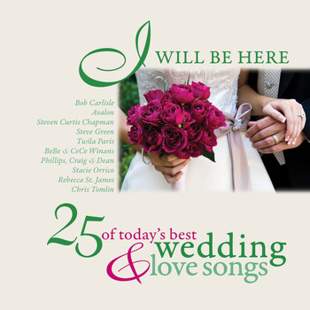 Various Artists - I Will Be Here - 25 Love Songs