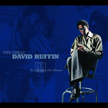 David Ruffin - The Solo Albums, Volume 1