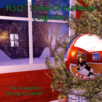 The Hampton String Quartet - HSQ Does Christmas (again)