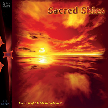 Various Artists - AD Music - Sacred Skies: Best of AD Music, Vol. 2