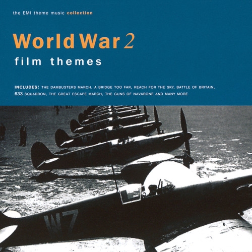 The Band Of The Royal Military School MP3 Album World War II Film Themes