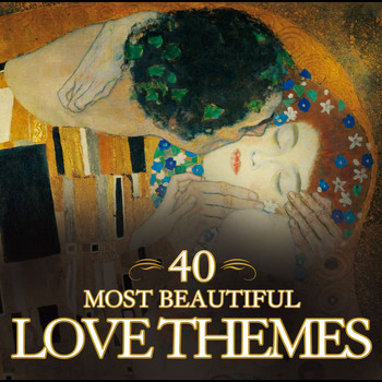 Various Artists - 40 Most Beautiful Love Themes