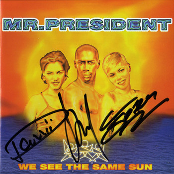 Mr. President - We See The Same Sun