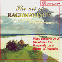 Sergei Rachmaninoff, Eugene Ormandy, Leopold Stokowski, Philadelphia Orchestra - The Art of Rachmaninov vol 1