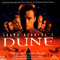 Graeme Revell - Frank Herbert's DUNE - Original Soundtrack from the Sci-Fi Channel MiniSeries