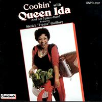 Queen Ida & Her Zydeco Band - Cookin' with Queen Ida