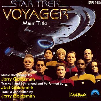 Various Artists - Theme from Star Trek: Voyager