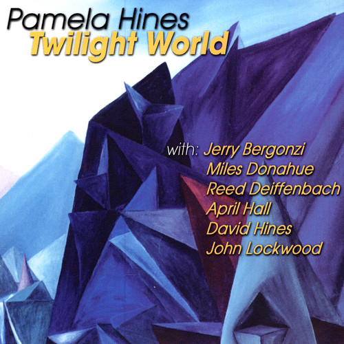 Pamela Hines MP3 Track Red's Blues