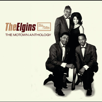 The Elgins - The Motown Anthology
