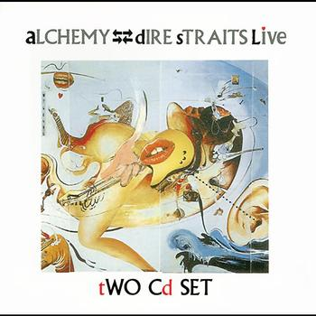 Dire Straits - Alchemy - Dire Straits Live - 1 & 2 (Chunky Repackaged)