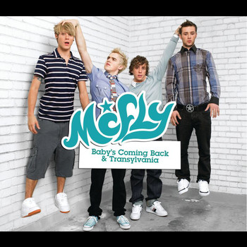 McFly - Baby's Coming Back / Transylvania (Commercial Maxi CD Single)