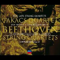 Takács Quartet - Beethoven: String Quartets Vol.3