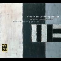 Emerson String Quartet - American Contemporaries