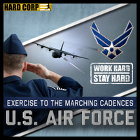 The U.S. Air Force - Exercise to the Marching Cadences U.S. Air Force