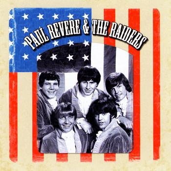 Paul Revere & The Raiders - 12 Classic Tracks