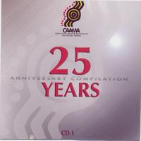 Various Artists - Caama 25 Year Anniversary Compilation CD 1
