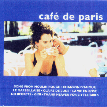 The World Players - The World Of French Café Music