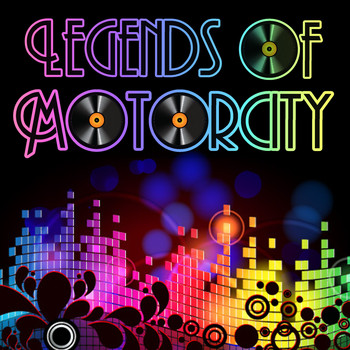 Various Artists - Legends of Motorcity