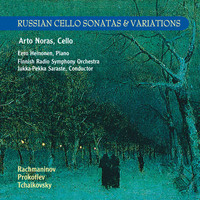 Arto Noras - Russian Cello Sonatas & Variations