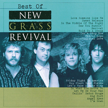 The New Grass Revival - Best Of New Grass Revival