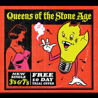 Queens Of The Stone Age - 3's & 7's (UK version)