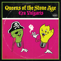 Queens Of The Stone Age - Era Vulgaris (UK Version)