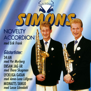 Simons - Novelty Accordion