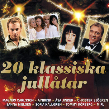 Various Artists - 20 Klassiska Jullåtar