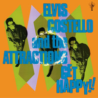 Elvis Costello & The Attractions - Get Happy