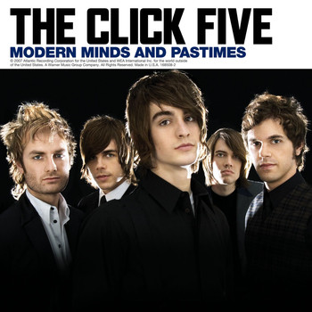 The Click Five - Modern Minds and Pastimes (U.S. Version)