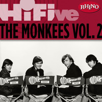 The Monkees - Rhino Hi-Five: The Monkees [Vol. 2]