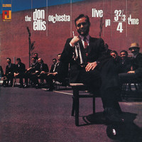 Don Ellis - Live In 3 2/3/4 Time (Live)