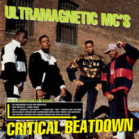 Ultramagnetic MCs - Critical Beatdown (Re-Issue)
