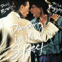 DAVID BOWIE & MICK JAGGER - Dancing In The Street E.P.