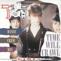 David Bowie - Time Will Crawl E.P. [Japanese Version] (Japanese Version)
