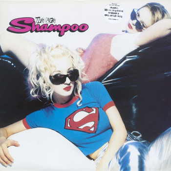 Shampoo - We Are Shampoo (Explicit)