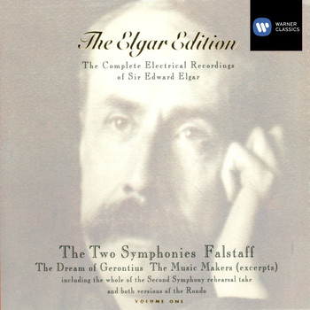 Sir Edward Elgar - The Elgar Edition, Vol.1