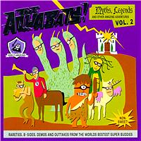 The Aquabats - Myths, Legends And Other Amazing Adventures