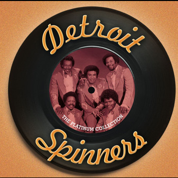 The Detroit Spinners - The Platinum Collection