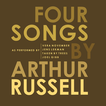 Various Artists - Four Songs by Arthur Russell