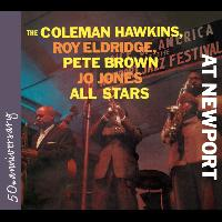 Coleman Hawkins - At Newport