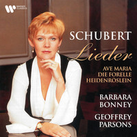 Barbara Bonney - Schubert : Lieder