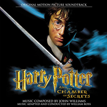 Various Artists - Harry Potter and The Chamber of Secrets/ Original Motion Picture Soundtrack