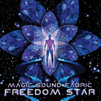 Magic Sound Fabric - Freedom Star