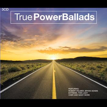 Various Artists - True Power-Ballads / 3CD set
